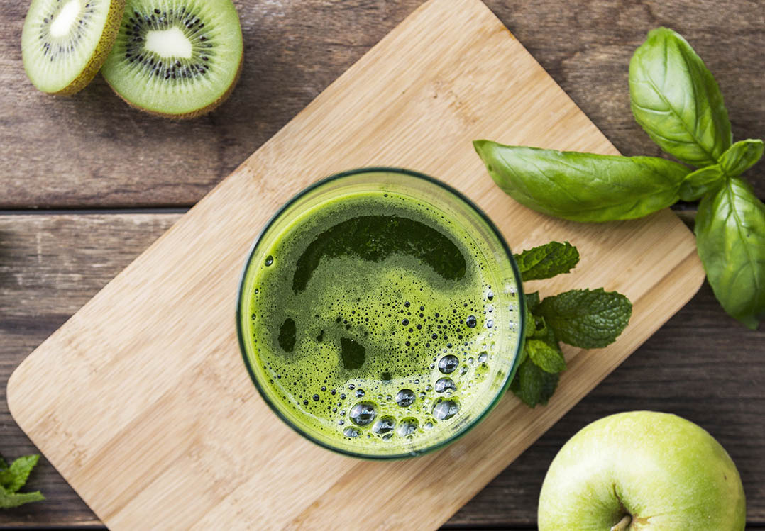 Green Smoothie | The Yoga Republic