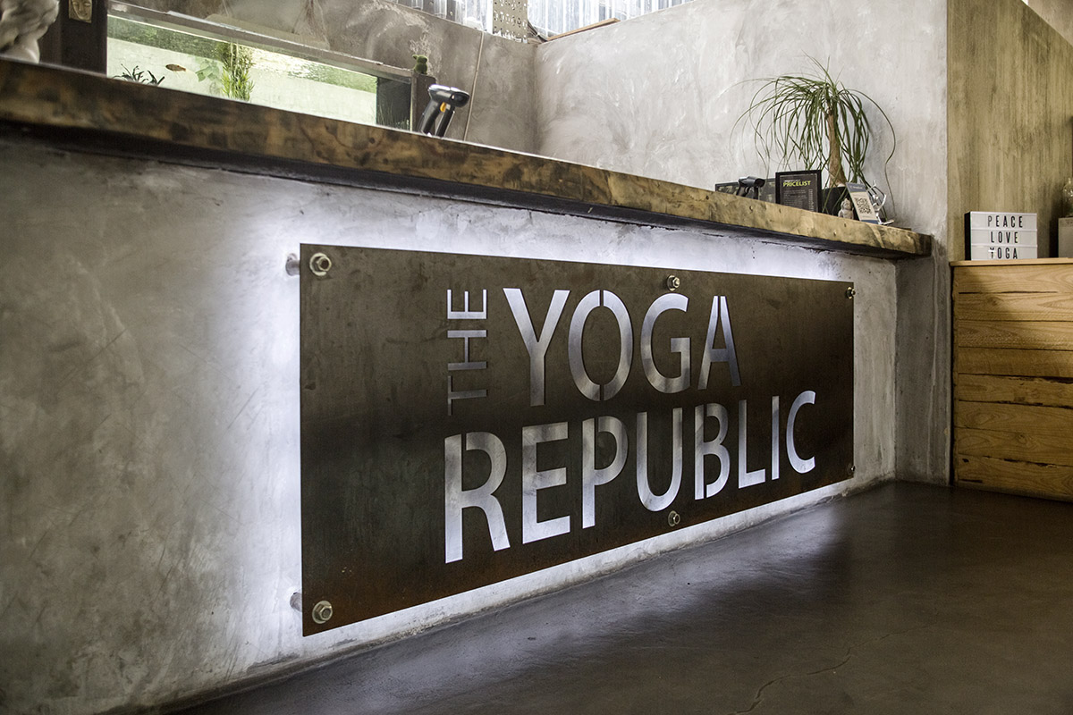 The Yoga Republic